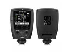 Jinbei TR-Q7 TTL Wireless Flash Trigger w/ Colour Screen - Canon