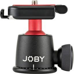 Joby BallHead 3K - Black-Red