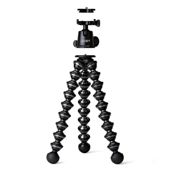 Joby Gorillapod Focus Kit - Includes BHX Ball & Socket Head (500086)