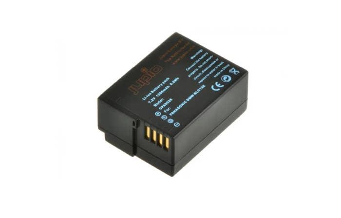 Jupio Panasonic DMW-BLC12E Battery