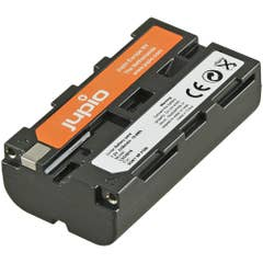 Jupio Sony NP-F550 Lithium ion Battery