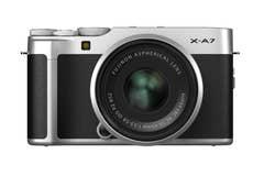 FujiFilm X-A7 w/ 15-45mm Silver
