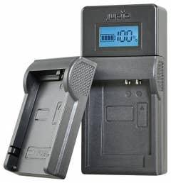 Jupio Panasonic USB Charging Kit 3.7V-4.2V