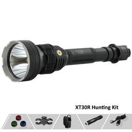Klarus XT30R Hunting Torch Kit & Accessories