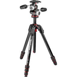 Manfrotto 190GO CF w/ MHXPRO-3WX Kit