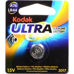 KODAK LR44 / KA76 1.5V Battery
