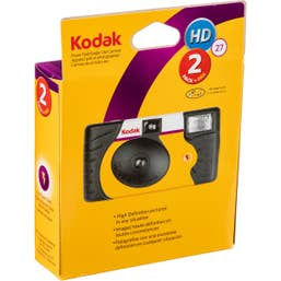 Kodak Power Flash Twin Pack of 2x 27exp SUC Cameras