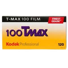 Kodak Professional T-Max 100 Film 120
