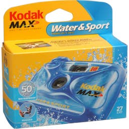 Kodak Water Sport 27exp Single Use Camera