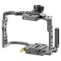 Kondor Blue Canon R5/R6/R Full Cage with Top Handle