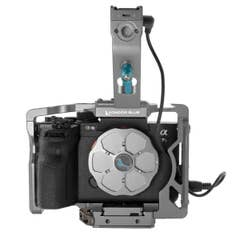 Kondor Blue Sony A7SIII Cage with Start-Stop Trigger Top Handle for A7 Series Cameras