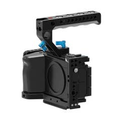 Kondor Blue Sony FX3 Cage - Black Cage with Trigger Handle