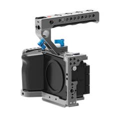 Kondor Blue Sony FX3 Cage - Space Gray Cage with Trigger Handle