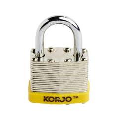 Korjo Lock Keyed 40mm - Steel