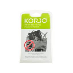 Korjo RFID Protected Money Pouch