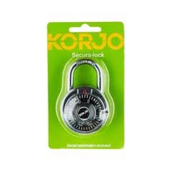 "Korjo Secura Lock- School locker ""SAFE"" Type"