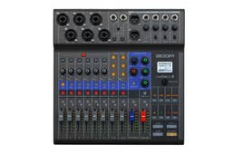 Zoom LiveTrak L-8 Digital Mixer and Recorder