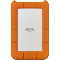 Lacie 2TB Rugged Secure USB-C/Thunderbolt 3 Portable External Hard Drive