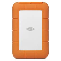 LaCie 4TB Rugged RAID PRO USB Type-C External Hard Drive