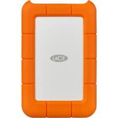 LaCie 5TB Rugged USB 3.1 Gen 1 Type-C External Portable Hard Drive