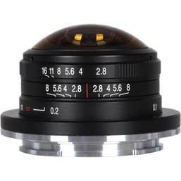 Laowa 4mm f/2.8 Circular Fisheye Fujifilm