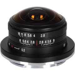 Laowa 4mm f/2.8 Circular Fisheye Sony-E APSC