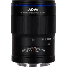 Laowa 50mm f/2.8 2:1 Ultra Macro APO - MFT