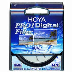 Hoya 52mm UV (O) Pro1D DMC Filter