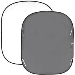 Lastolite BG Collapsible Rev 180x215cm White Mid Grey