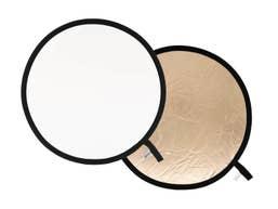 Lastolite Reflector 76cm Sunfire & White Round