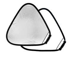 Lastolite TriGrip 75cm Reflector - Silver/White   (06.023631)
