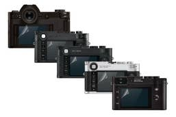 Leica Display Protection Size 2 Premium Hybrid Glass(cameras not included)