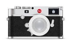 Leica M10-R Silver Chrome Finish