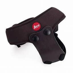 Leica Neoprene Binocular Sport Strap (Chocolate Brown)