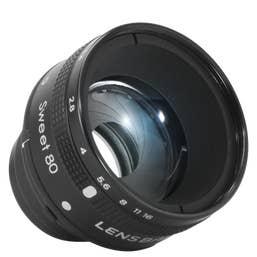Lensbaby Sweet 80 Optic