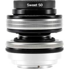 LensbabyComposer Pro II with Sweet 50 Optic Lens for Canon RF