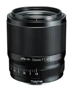 Tokina atx-m 56mm F1.4 Fuji X for Fujifilm X