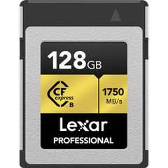 Lexar 128GB Professional CFexpress Type-B Memory Card