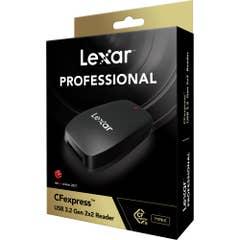 Lexar Professional Cfexpress Type B USB 3.2 Gen 2x2 Reader