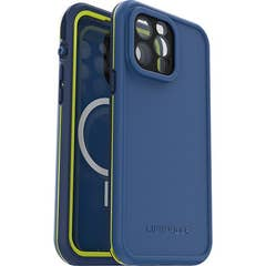 LifeProof FRE MAGSAFE Case for Apple iPhone 13 Pro Max, Onward Blue- 77-83679