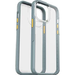 LifeProof SEE Case for Apple iPhone 13 Pro Max, Zeal Grey- 77-83632