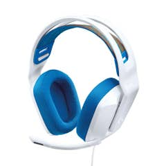 Logitech G335 Wired Gaming Headset - White