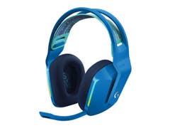 Logitech G G733 LIGHTSPEED Wireless RGB Gaming Headset (Blue)