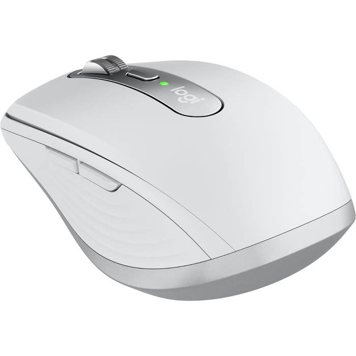Logitech MX Anywhere 3 Wireless Mouse For Mac - Pale Grey