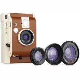 LomoInstant Camera plus 3 Lenses - sanremo