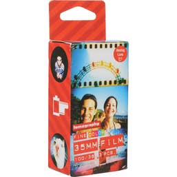 Lomography 35mm ISO 100 Color Negative Film 36 Exposure (3-Pack)