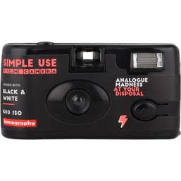 Lomography Simple Use Black and White Film Camera