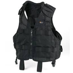 Lowepro Street & Field Technical Vest S/M (Black) 680580 - S&F