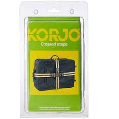Korjo Crossed Luggage Strap