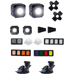Lume Cube AIR LED Professional Lighting Kit for Video & Photo